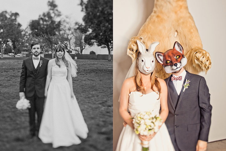 21_super-fun-happy-Los-Angeles-Natural-history-museum-wedding-photos